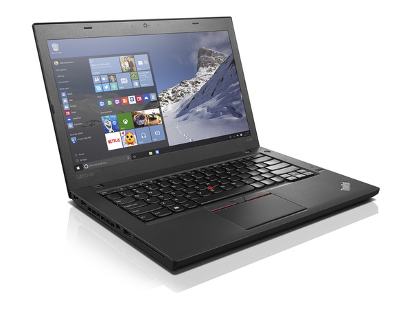 Lenovo ThinkPad T460 - flach & flink